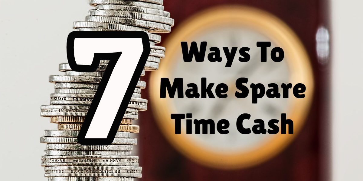 MAKE SPARE TIME CASH