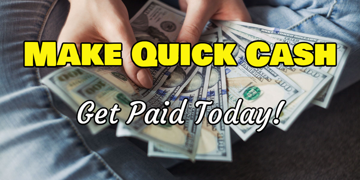 make quick cash